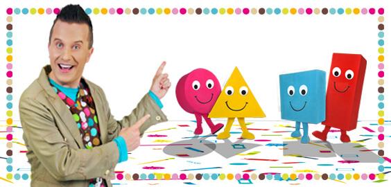 Mister Maker Games For Kids